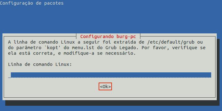Burg no Ubuntu - Embeleze o menu de inicialização do sistema
