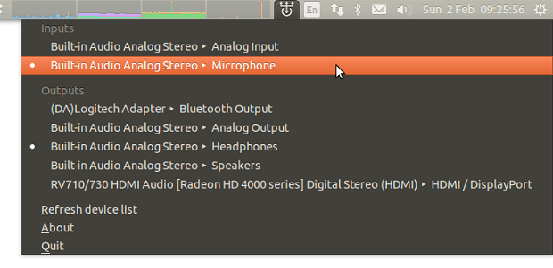 Instale o Sound Switcher Indicator no Ubuntu e derivados