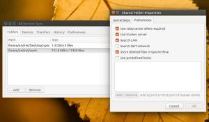 Como instalar o BitTorrent Sync GUI no Ubuntu