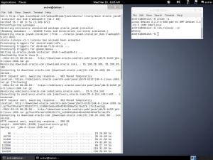 Como instalar o Oracle Java no Debian via repositório