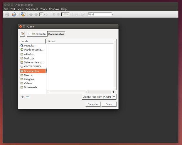 Como instalar o Adobe Reader no Ubuntu