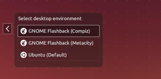 gnome classic no ubuntu