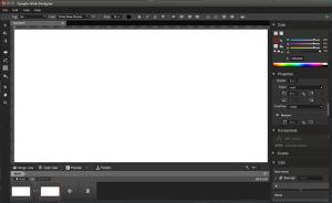 Como instalar o Google Web Designer no Linux