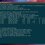 Verificar o processador no Linux - instale o monitor de informações de processadores Intel i7z
