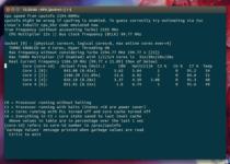 Verificar o processador no Linux – instale o aplicativo i7z