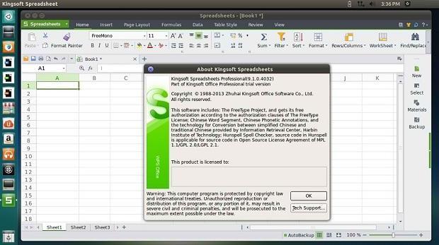 Trabalhando com planilhas? Conheça algumas alternativas ao MS Excel no Linux
