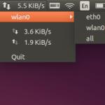 Como instalar o Applet Netspeed Indicator no Ubuntu