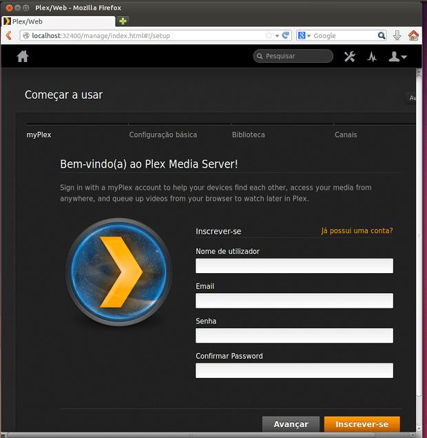 Como instalar e configurar um Plex Media Center Server no Linux
