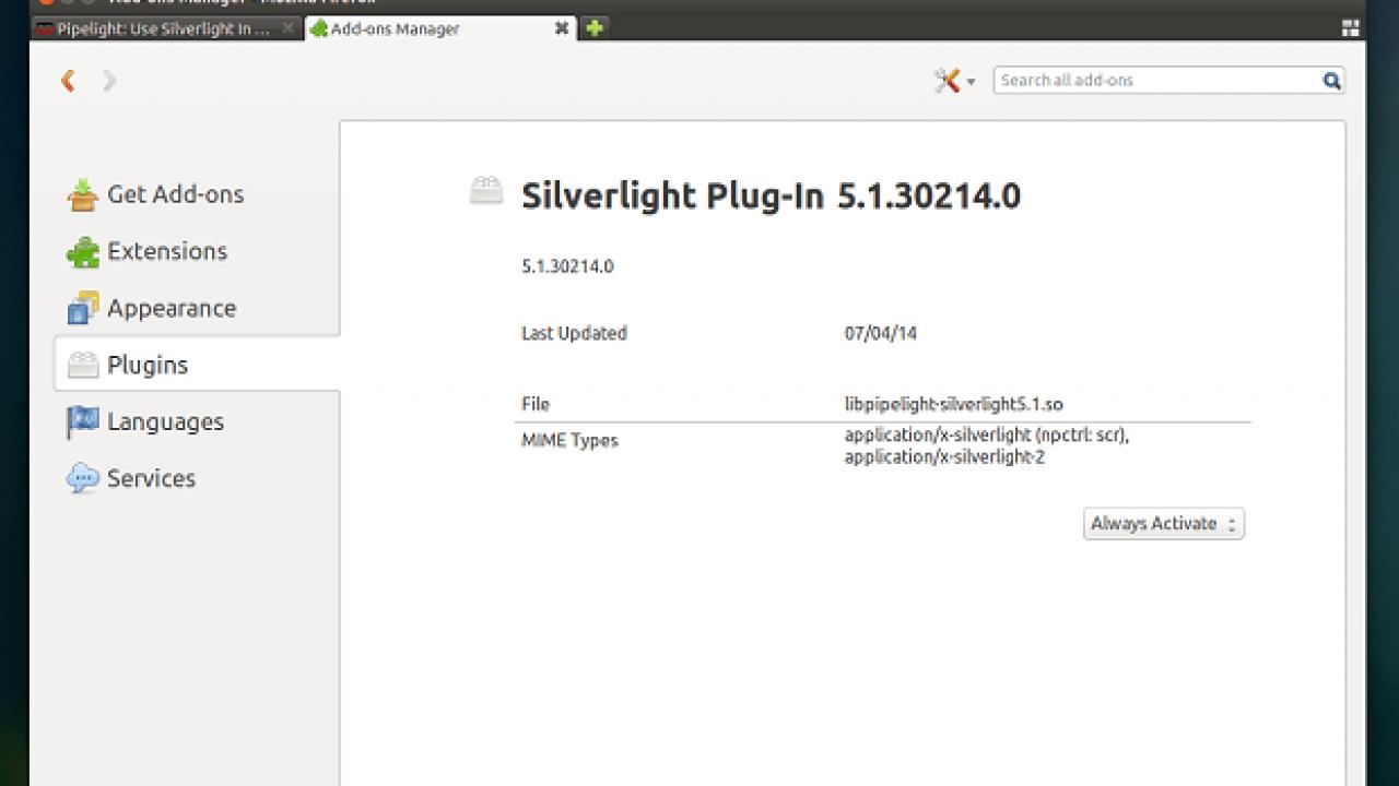 Lançado o Pipelight 0 2 6: instale e tenha o plugin flash