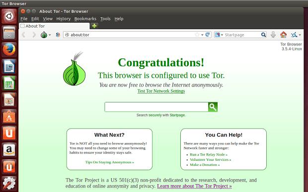 Como instalar Tor Browser Bundle 3.5.4 no Ubuntu 14.04 ou anterior