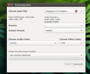 Instalando o ripador de DVD Transmageddon no Ubuntu e derivados