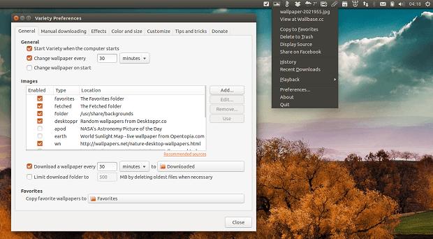 Instalando alguns indicadores úteis no Ubuntu