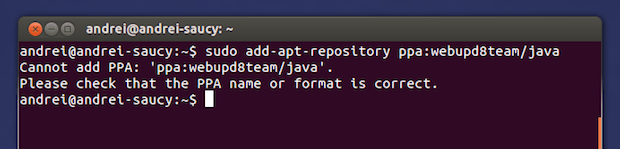 "Como corrigir o erro ""Cannot Add PPA"" no Ubuntu"