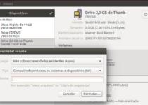 Como formatar um pen drive no Ubuntu de forma segura