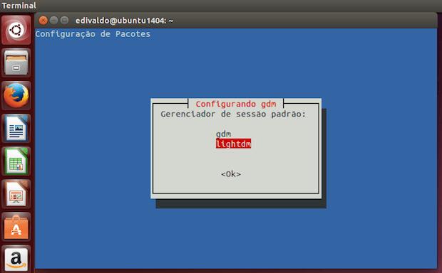 Não quero usar Unity, prefiro o Gnome Shell no Ubuntu