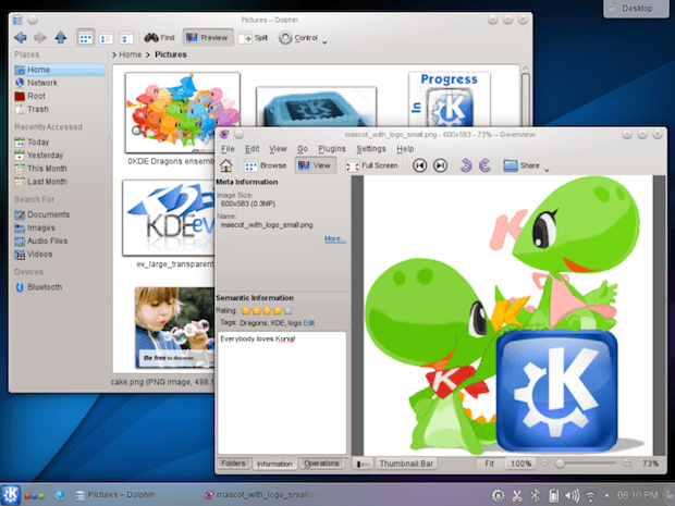 KDE 4.13.2 no Ubuntu 12.04