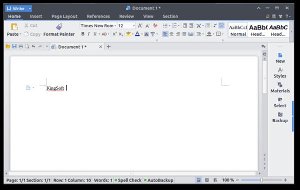 Clone do Microsoft Office: Instale o Kingsoft Office no Ubuntu 14.04