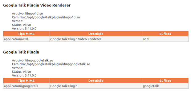 Videochamadas no Gtalk: Instalando o plugin Google Talk no Ubuntu