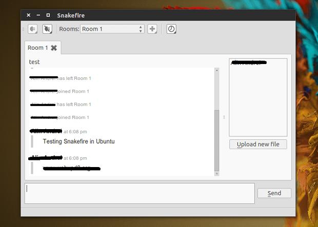 Cliente Linux Campfire: instale Snakefire no Ubuntu e derivados