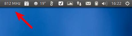 Sysmonitor Indicator no Ubuntu
