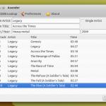Como instalar o ripador Asunder CD Ripper no Ubuntu