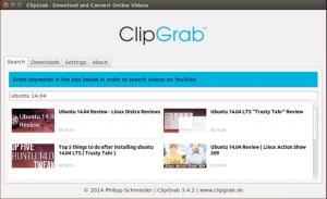 Como instalar o ClipGrab no Linux manualmente