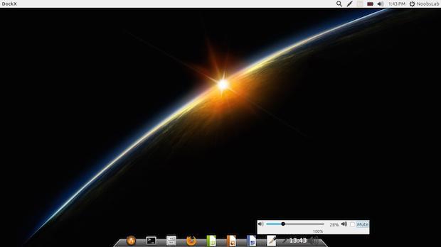 Como instalar a dock DockbarX no Ubuntu