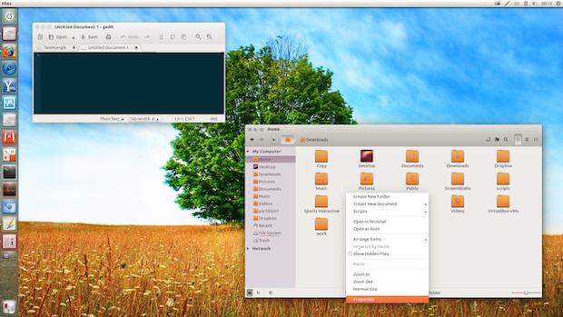 Instale o tema Faience no Ubuntu e derivados