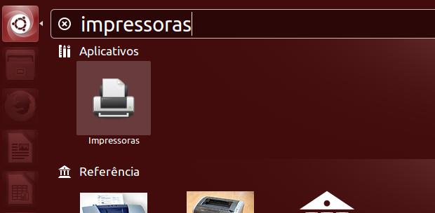 Como compartilhar uma impressora no Ubuntu