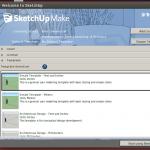 Como instalar o SketchUp Make no Linux usando Wine