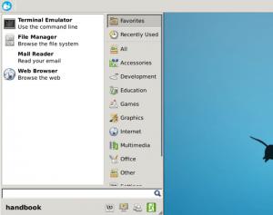 Como instalar a última versão do Whisker Menu no Linux