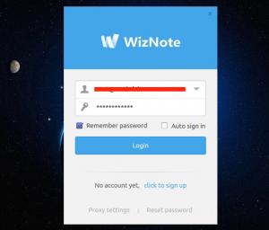 Anotações na nuvem: instale WizNote no Ubuntu
