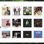 Música online grátis : Instale Atraci um leitor de música que usa o YouTube como fonte