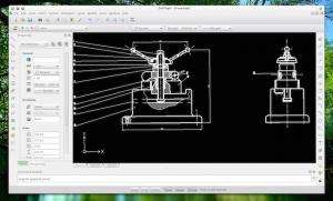 AutoCad no Linux - DraftSight no Ubuntu, Fedora e derivados