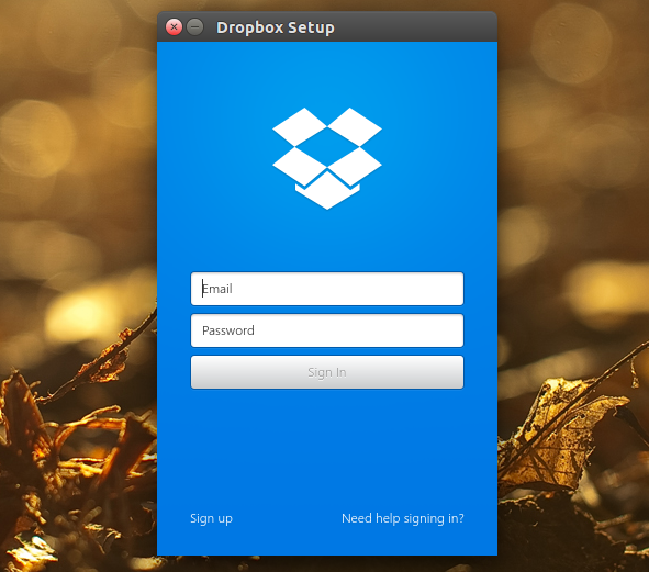 Interface do Dropbox está sendo reescrita em Qt: Instale e experimente