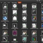 Instale os ícones High-Delight e Hi-Lights no Ubuntu