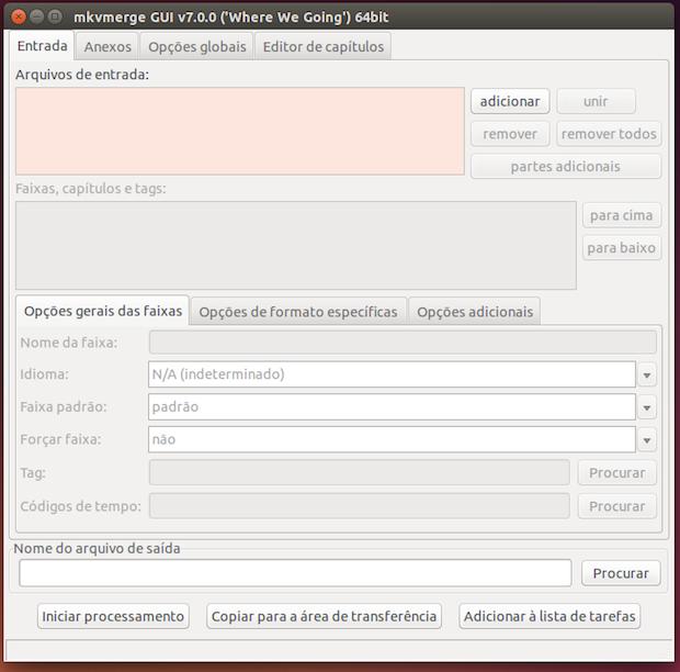 Como instalar o MKVToolNix no Linux via Snap