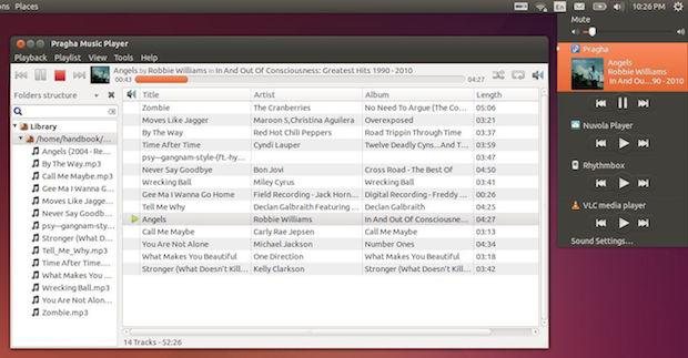 pragha-music-player-ubuntu