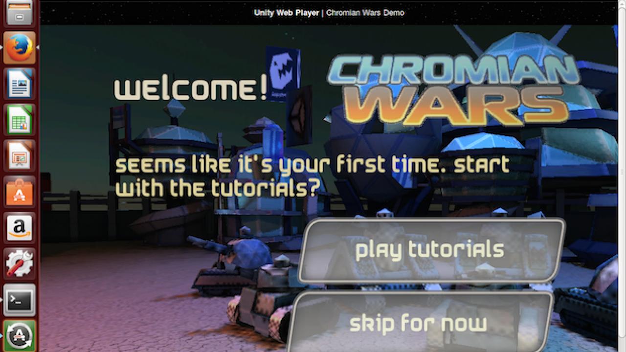 Unity web player - veja como instalar no ubuntu e derivados