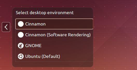 cinnamon login - Como instalar o ambiente Moksha Desktop no Ubuntu