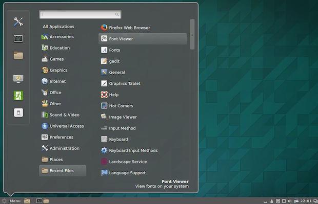 cinnamon ubuntu1410