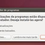 Configure o Ubuntu para alertar sobre atualizações com mais frequência