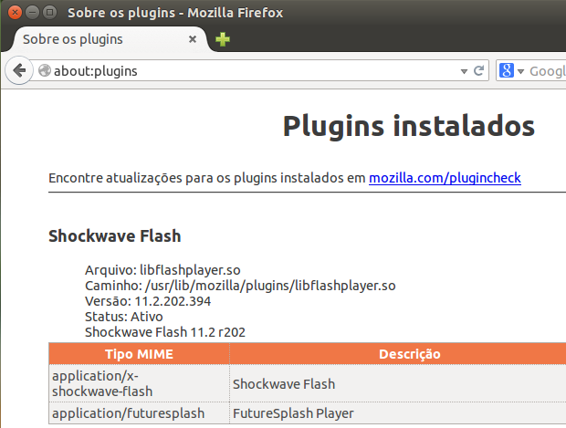 Como instalar o Adobe Flash Player no Linux
