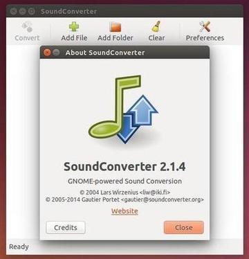gnome-sound-converter