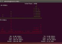 Como monitorar o consumo de sua conexão de internet em um terminal Linux