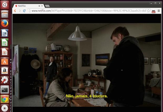 Netflix já funciona no Ubuntu