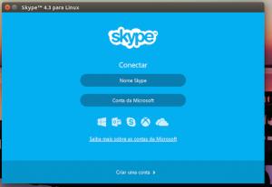 Chamadas de voz e vídeo através da Internet: instalando o Skype no Ubuntu