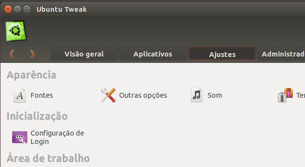 Como ativar ou desativar o som da tela de login do Ubuntu