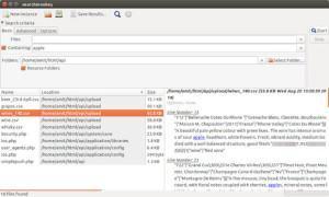Use o SearchMonkey para pesquisar texto em arquivos dentro de um diretório