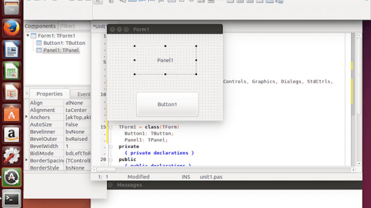 IDE Lazarus no Ubuntu, Debian e derivados - veja como instalar